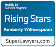 Super Lawyers Rising Stars - Kimberly Witherspoon