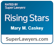 Super Lawyers Rising Stars - Mary M. Caskey