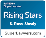 Super Lawyers Rising Stars - S. Ross ShealySuper Lawyers Rising Stars - S. Ross Shealy